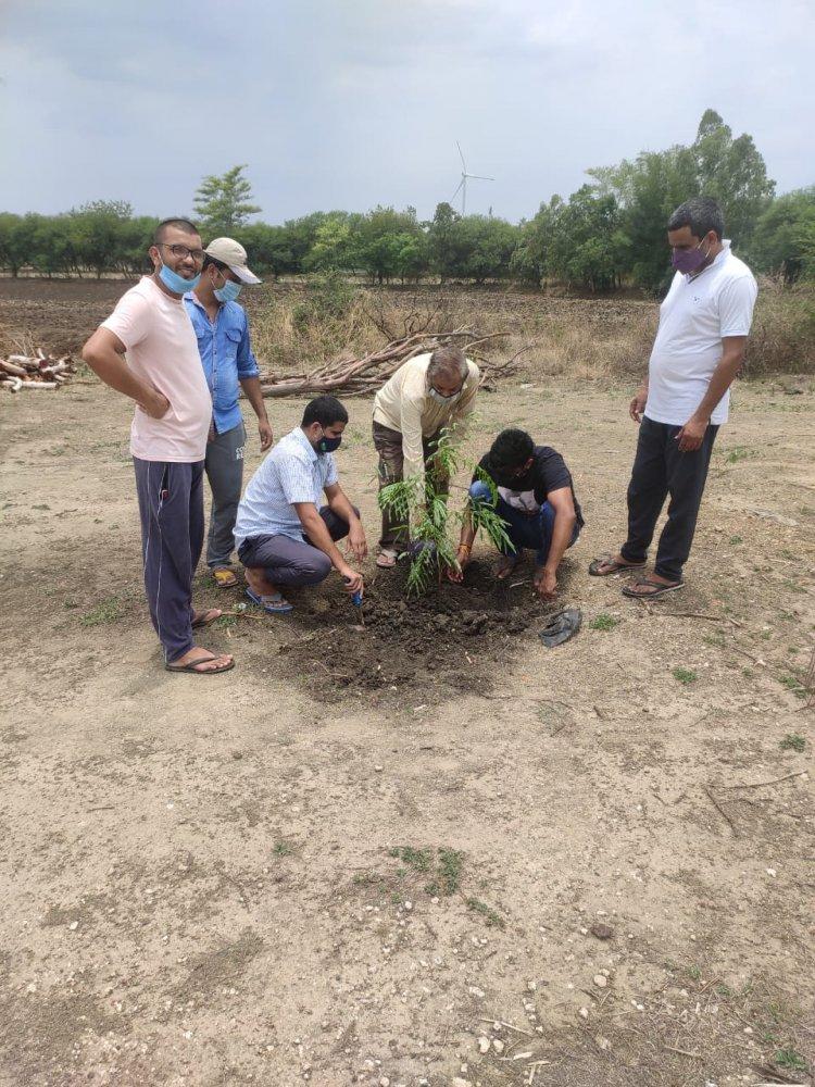 विश्व पर्यावरण दिवस पर ऑन लाईन किसान संगोष्ठी का आयोजन